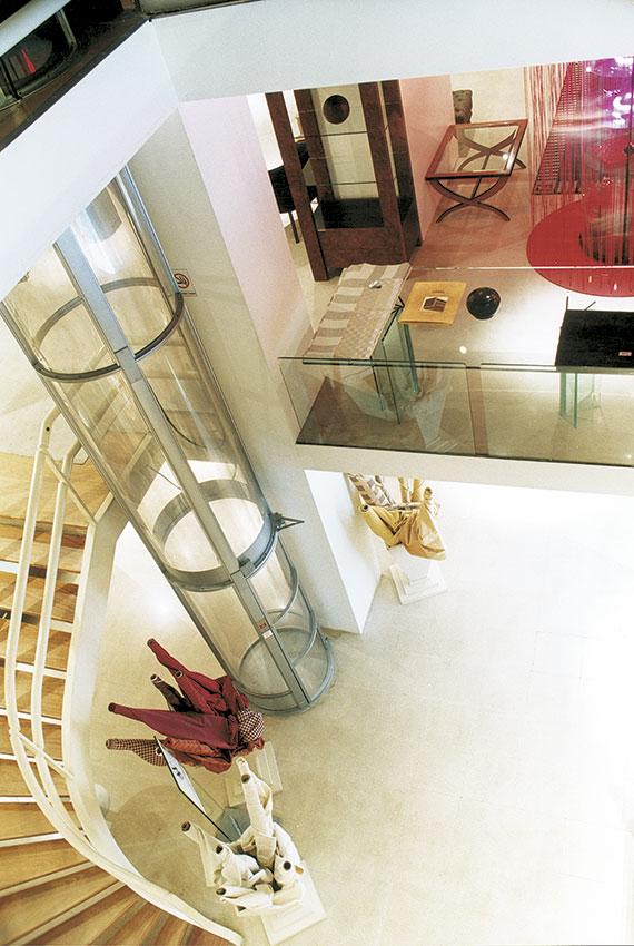 Ascensores neumaticos unifamiliares para casas particulares - Ascensores para casas ...